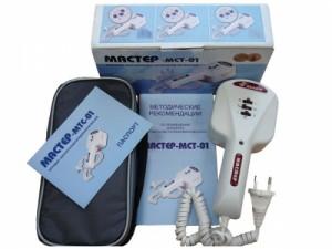 Аппарат магнитосветотерапевтический Мастер МСТ-01
