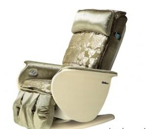 Массажное кресло iRest H-201 (золото)