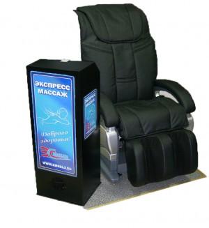 Массажное кресло Relaxa PES-0100 T/D