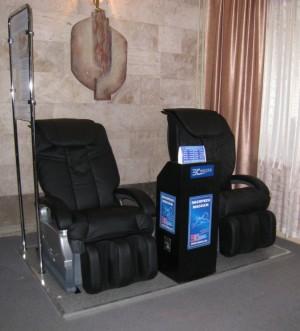 Массажное кресло Relaxa PES-0101 T/D