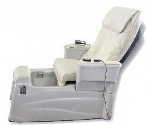 Массажное кресло RK-180 оборудованное ножной ванной SPA