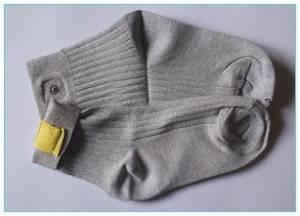 Микротоковые токопроводящие носки
