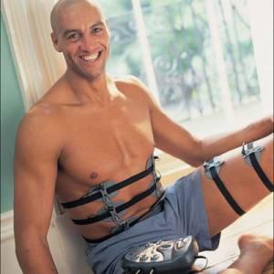 Миостимулятор RIO BodyPro 12 ( для мужчин)