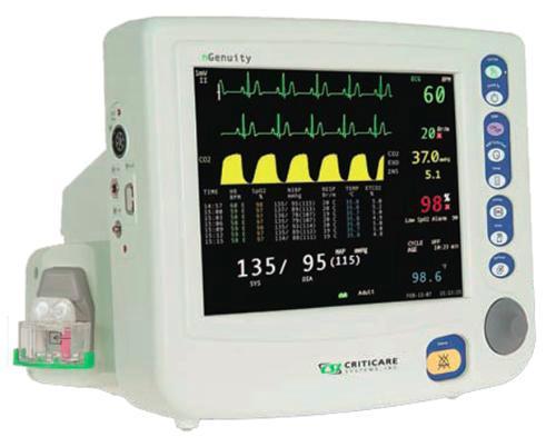 Монитор пациента nGenuity 8100 E (P) + CO2