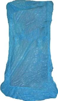 Наматрасник непромокаемый ХПЭ текстурированный