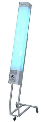 Рециркулятор двухламповый передвижной РБ-06-Я-ФП