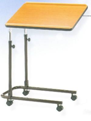 Столик для инвалидной коляски и кровати FEST LY-600-119 с поворотной столешницей