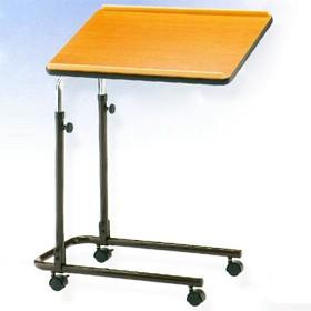 Столик для инвалидной коляски и кровати с фиксированной столешницей LY-600