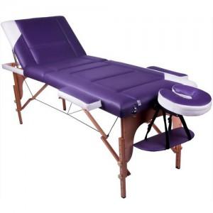Трехсекционный массажный стол PROFI