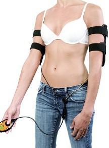 Тренажер для тренировки мышц рук Slendertone System Arms Female (модель для женщин)