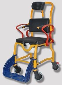 Туалетно-душевой стул для детей с ДЦП Аугсбург