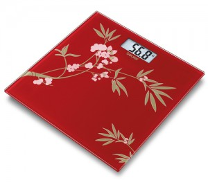 Весы дизайнерские Beurer GS27 Chinese Spring