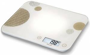 Весы кухонные Beurer KS48 Cream