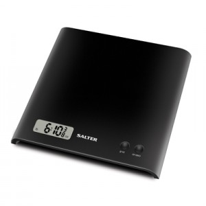 Весы кухонные SALTER 1066 Black