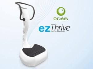 Вибромассажная платформа Ogawa ezThrive