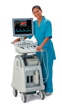 Ультразвуковой сканер  Vivid P3